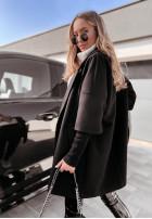 Kabát Oversize Olivia Black