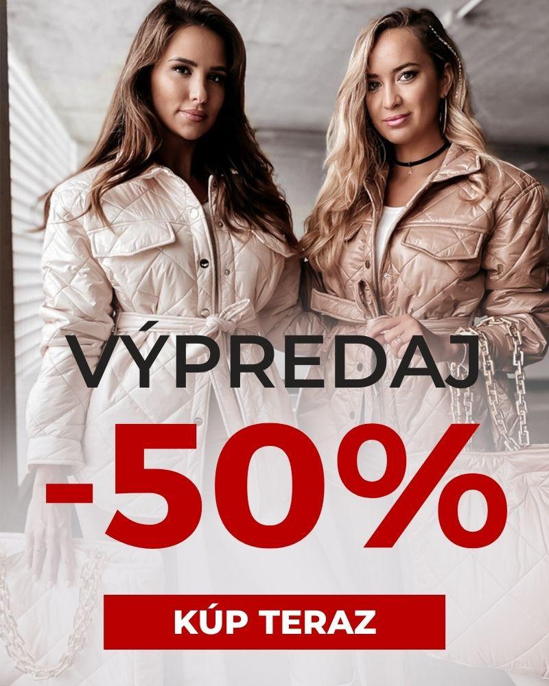 Vypredaj -50%